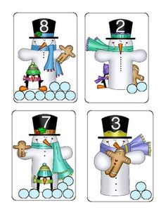 Two great math center activities for K-1 students-freebie