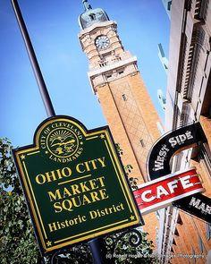 Historic Market Square in Cleveland Ohio - 5x7 fine art print