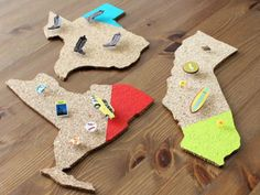 State Cork Boards