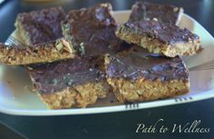 Path to Wellness: Healthy Protein Bars Recipe