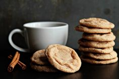 Chai spice cookie