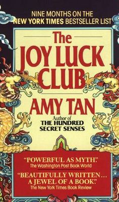 books, tans, book read, joy luck, luck club, librari, favorit book, daughters, reading projects