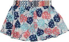 Missoni heart leaf shorts