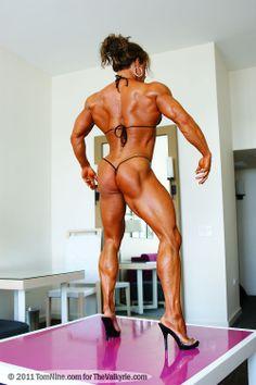 kennedy nude Jennifer muscle