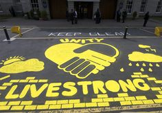 Unity is Strength (@ the global #LIVESTRONG summit, Dublin) - #cancer livestrong foundat, cancer inspir, cancer survivor