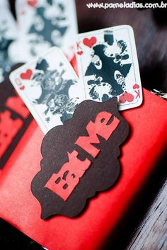 King and Queen of Hearts Party with Lots of Awesome Ideas via Kara's Party Ideas   KarasPartyIdeas.com #AliceInWonderland #OffWithTheirHeads #QueenOfHearts #PartyIdeas #Wedding #ValentinesDay