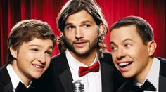 Mondays 9/8c Emmy Award-nominated TWO AND A HALF MEN has been the #1-rated sitcom on television for five of the past six seasons.
