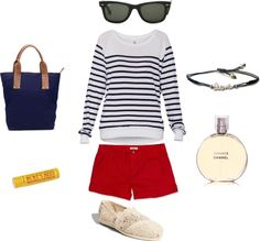 Boat Day, created by jmcgee330 on Polyvore