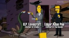 Someone Found All The Horror References In Guillermo Del Toro's Simpsons Intro [VIDEO]