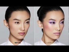 Learn #howto create this lilac smokey eye #ColorVision #Sephora #LucidLilac #SephoraSweeps