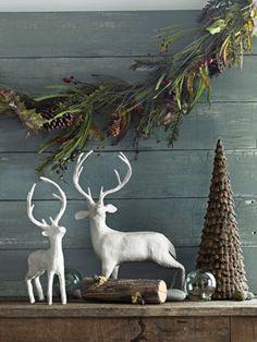 Woodland Christmas Decor