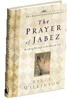 * The Prayer of Jabez *