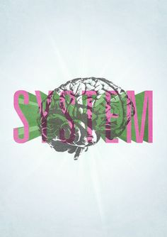 'System', art print by Sami Petman  on artflakes.com