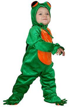 treat costum, costumes, frog costum, halloween treat, toddlers, frogs, costum idea, toddler frog, halloween costum