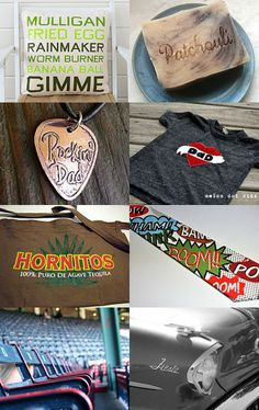 Fabulous Father's Day Finds by Timber Johnson on Etsy--Pinned with TreasuryPin.com #fathersday #dad
