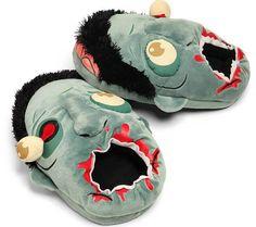 #pantuflas #zombie