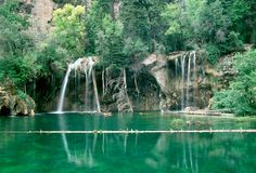 Hanging Lake, Glenwood Springs CO   © Marsha K. Russell