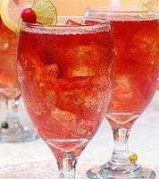teas food ice tea drink cranberri ice iced tea tea recipes beverag ...