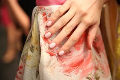 The Nail Polishes Everyone Will Be Wearing Next Spring