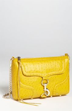 Rebecca Minkoff - love the yellow.
