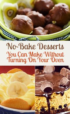 No-Bake Desserts You Can Make Without Turning On Your Oven