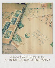 #penpal #letters #mail #quotes #martinawinkelphotography