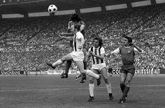 Soccer, 1 FC Köln, Borussia Mönchengladbach, DFB Pokal, 1973, Germany