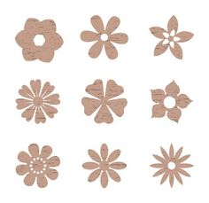 Free SVG Flowers