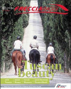 Freccia viaggi: leggi il redazione su di noi a pagina 84!