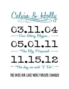 I could totally make this with the Cricut and Vinyl on a wooden plaque or canvas maybe... Then add two small ones for the dates that we knew we were pregnant and kid's birthday.