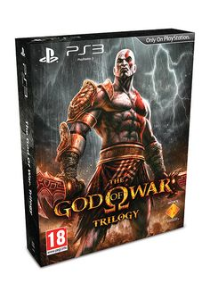 I am Kratos!!