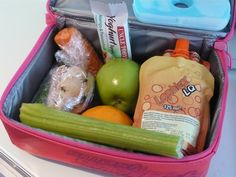 Healthy PKU packed lunch and other pku blog stuff