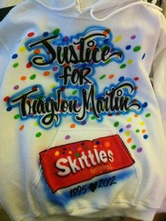 Justice for trayvon martin R.I.P