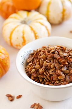 Five Spice Maple Pumpkin Seeds | GI 365