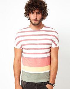 ASOS Stripe T-Shirt