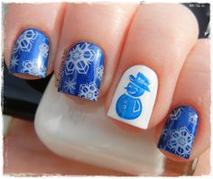 snow! (from A Girl and Her Polish)