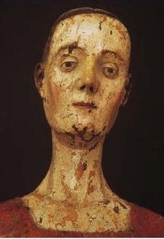 Catherine of Valois funeral effigy