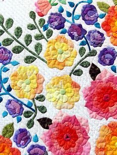 craft, art quilt, appliqué, tokyo quilt show, quilts, flower galor, appliqu quilt, quilt beauti, beauti flower
