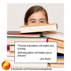 Self education will make you a fortune!