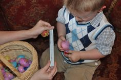 Christ-centered Easter Traditions - I am bookmarking this blog!  What a Godly mother!  Wow what great ideas!