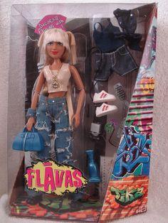 Mattel Flavas Sporty Style Tika