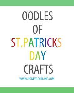 St Patricks Day Linkup