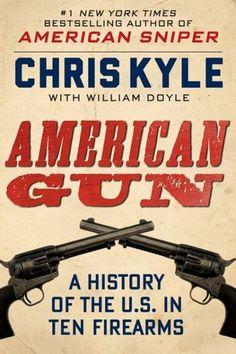 'American Gun' by Chris Kyle.       -------      http://www.youtube.com/watch?v=67_ePFt8yLA