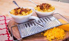 Home & Family - Recipes - Teri's Macaroni & Cheese From Debbie Macomber's Cedar Cove Cookbook   Hallmark Channel
