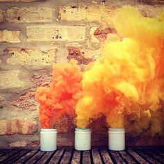 Colored Smoke!