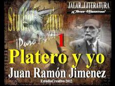 PLATERO Y YO - 1 de 3 - JUAN RAMÓN JIMENEZ -