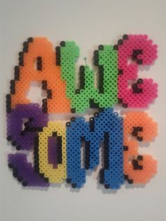 Awesome perler beads by Sherry A. - Perler® | Gallery