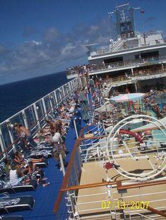 "Cruise ""Pride of America""...."