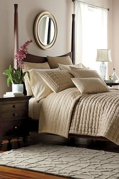 Legends Silk Quilt Bedding