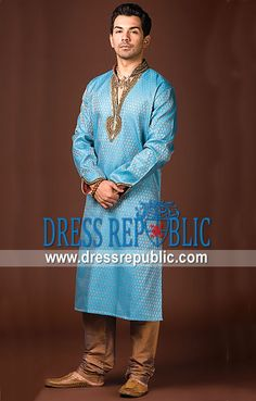 Style DRM1229 - DRM1229, Junaid Jamshed Ramadan 2013 Collection Canada, Shalwar Kameez for Men 2013 by www.dressrepublic.com